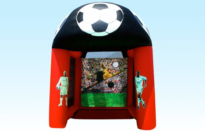Inflatable Soccer Kick