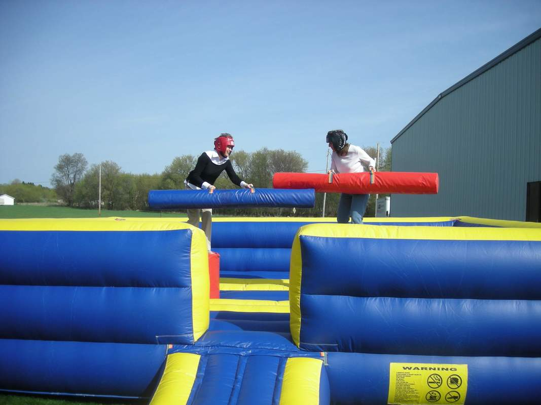 Joust High School Fun Event