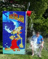 Water Game Dunk Tank Alternative