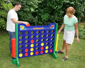 connect 4 yard game